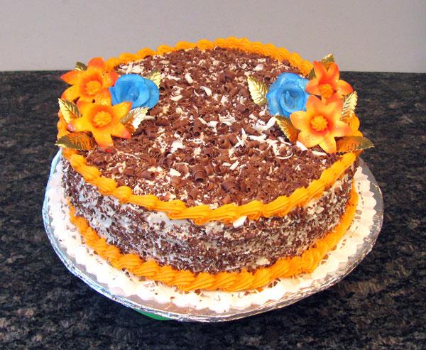 khalua cake