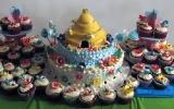 beehive cake combo